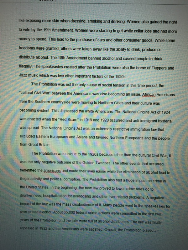 Chris mccandless essay